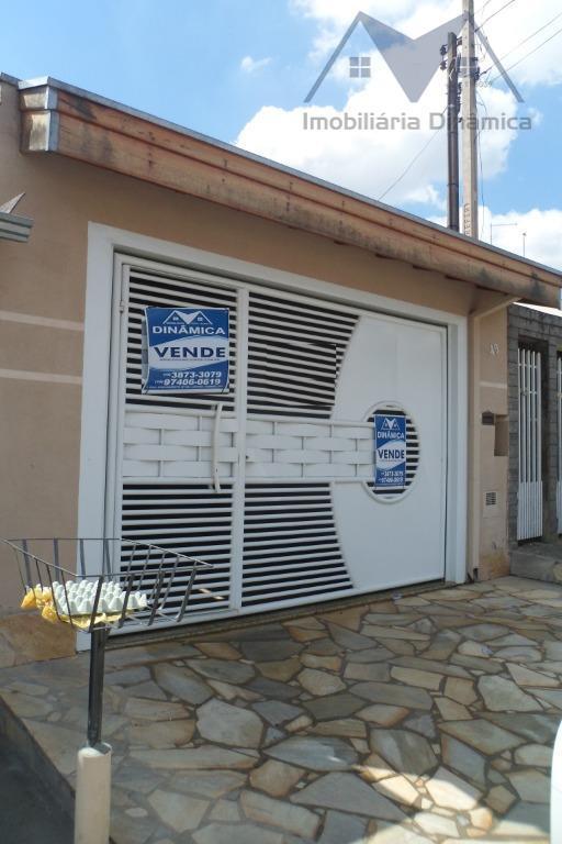 Casa residencial à venda, Parque Rosa e Silva, Sumaré.