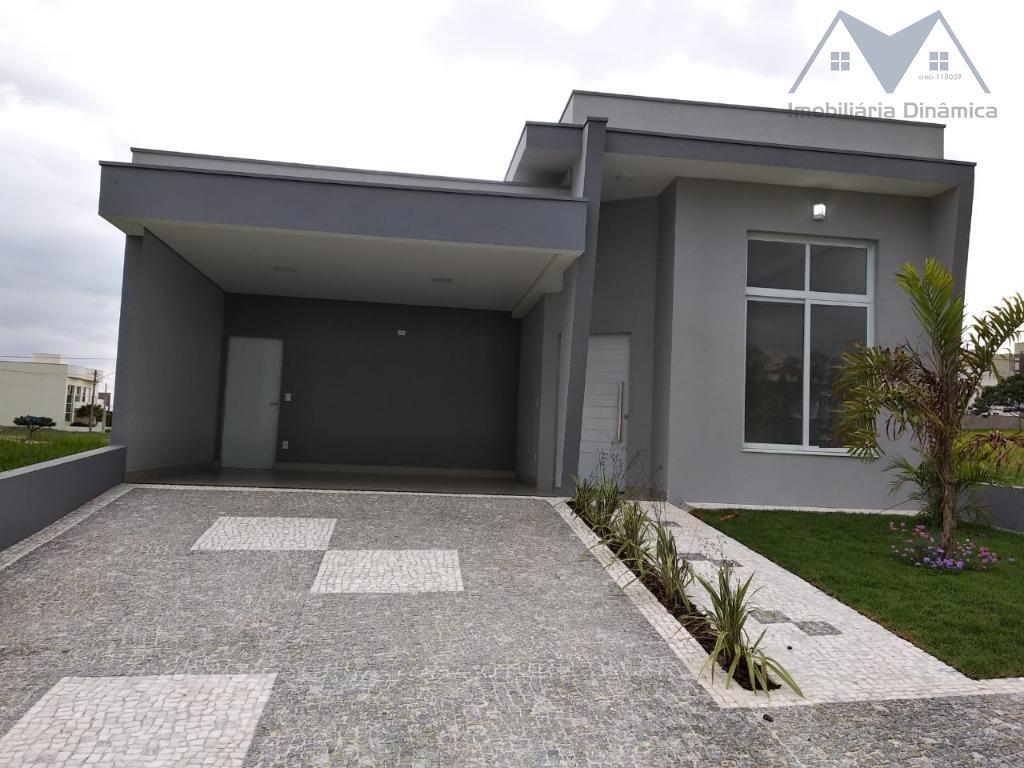 Casa com 3 dormitórios à venda, 150 m² por R$ 590.000 - Residencial Real Parque Sumaré - Sumaré/SP