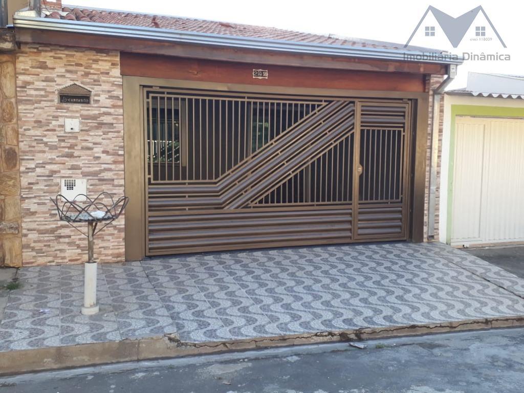 Casa com 3 dormitórios à venda, 110 m² por R$ 300.000 - Jardim Dom Bosco I - Sumaré/SP