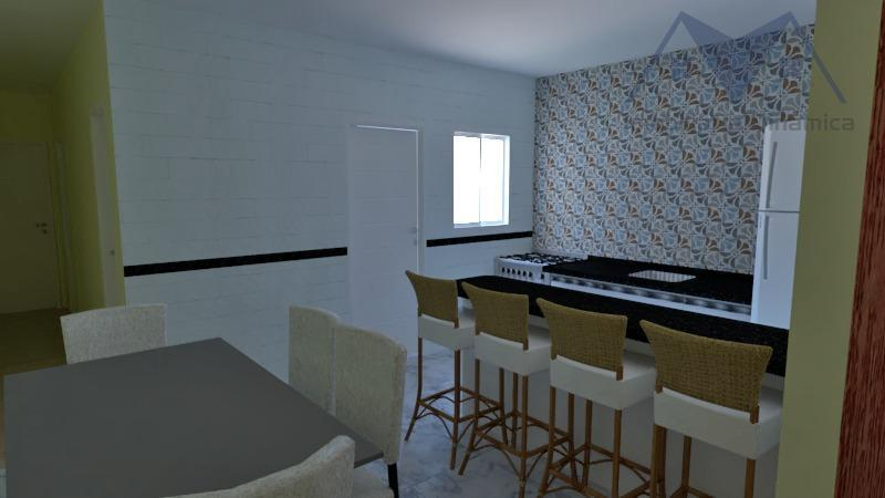 Casa com 2 dormitórios à venda, 65 m² por R$ 240.000 - Vila Carlota - Sumaré/SP
