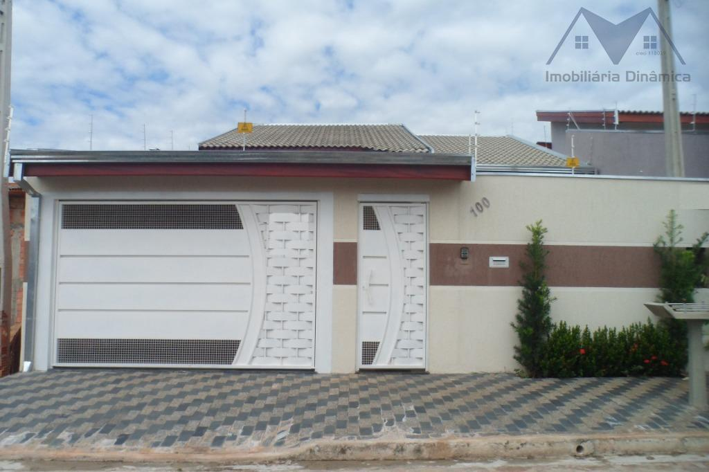 Casa com 3 dormitórios à venda, 162 m² por R$ 440.000 - Jardim Altos do Klavin - Nova Odessa/SP