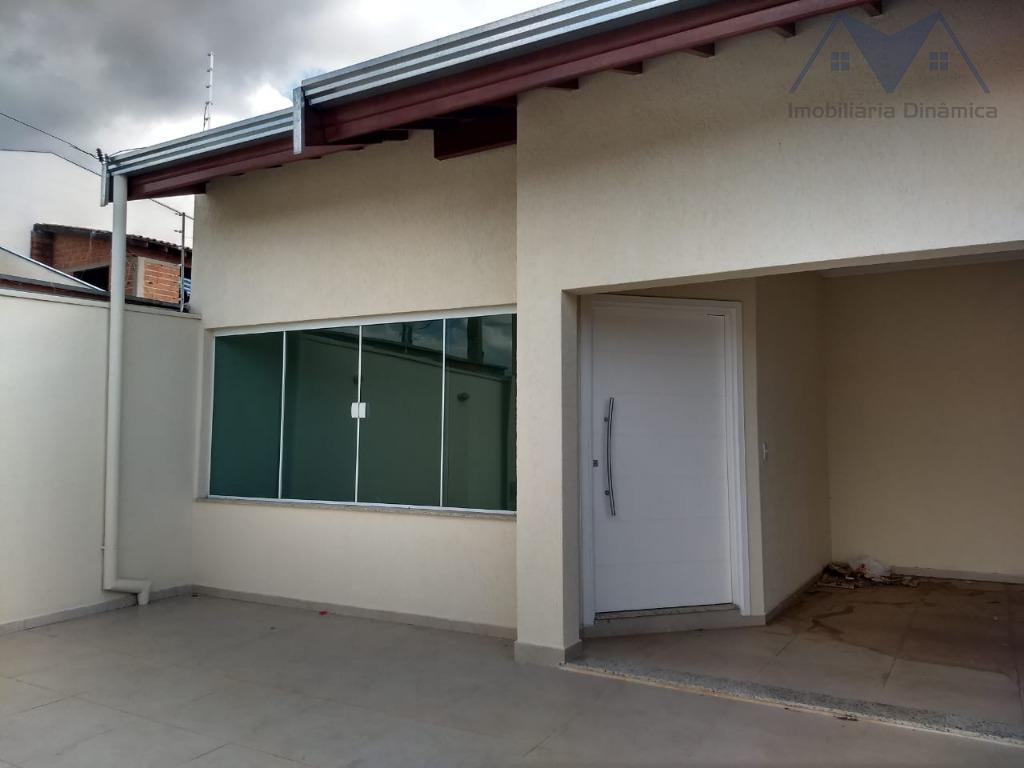 Casa com 3 dormitórios à venda, 160 m² por R$ 380.000 - Residencial Bordon - Sumaré/SP