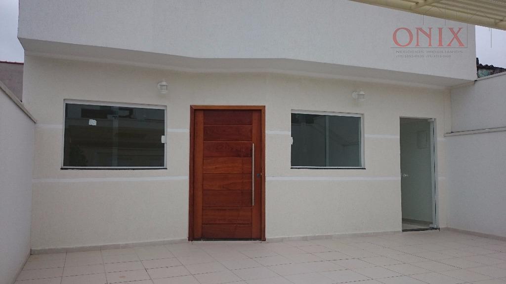 Casa residencial à venda, Real Park, Mogi das Cruzes.