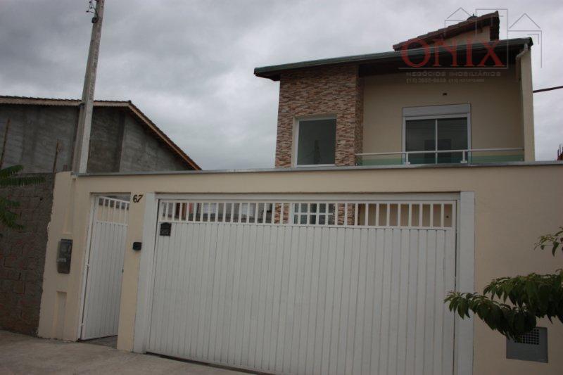 Sobrado residencial à venda, Real Park, Mogi das Cruzes - SO0006.