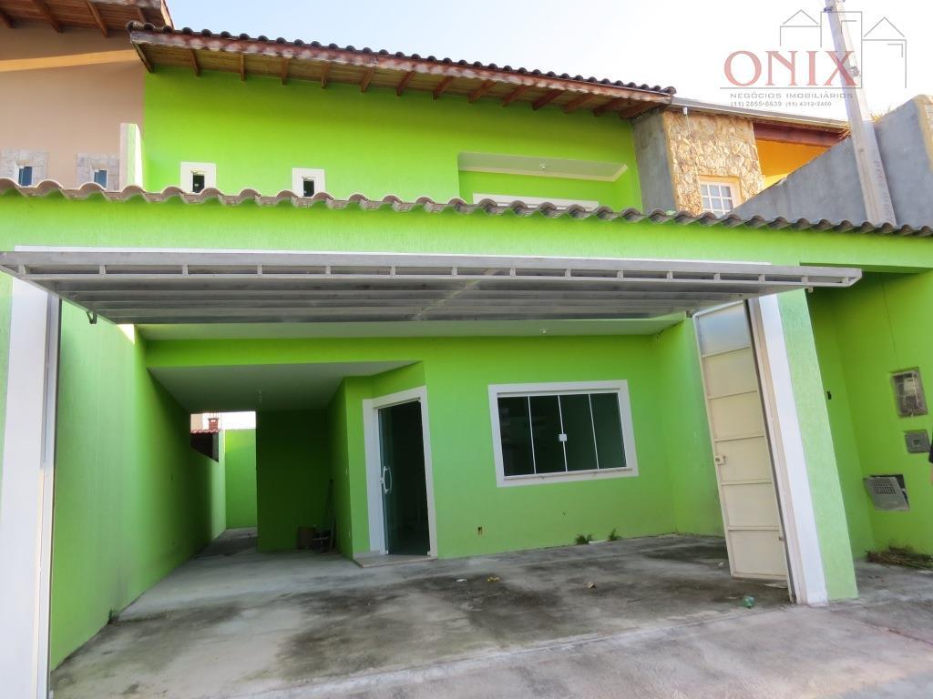 Casa residencial à venda, Real Park, Mogi das Cruzes - CA0055.