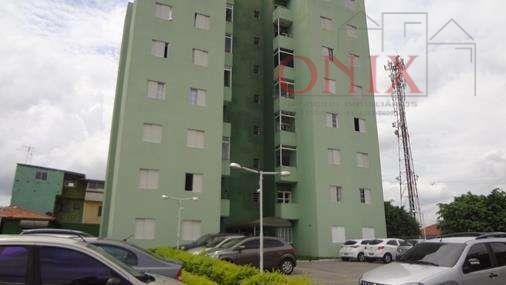 Apartamento  residencial à venda, Vila Júlia, Poá.
