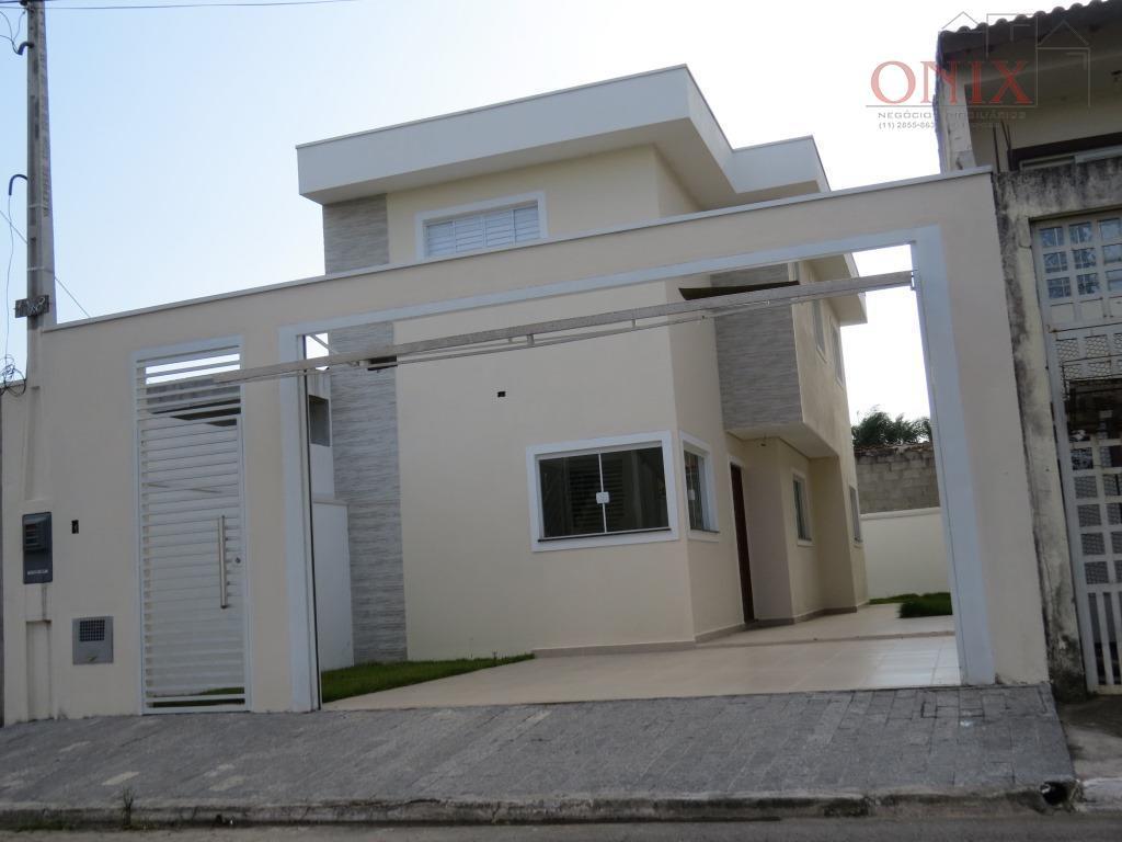 Casa residencial à venda, Real Park Tietê Jundiapeba, Mogi das Cruzes.