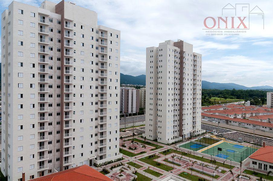 Apartamento residencial para locação, Vila Mogilar, Mogi das Cruzes - AP0110.