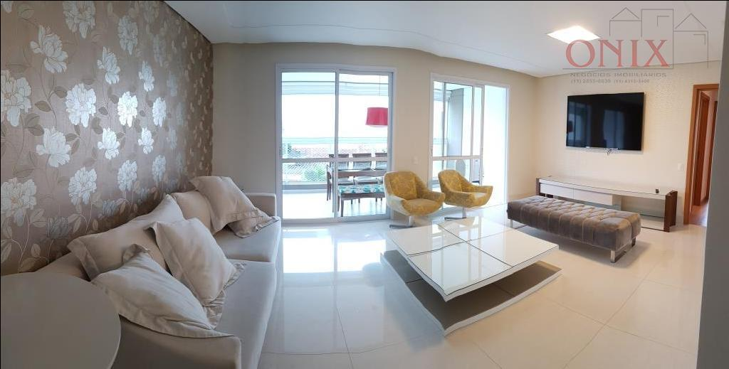 Apartamento residencial para venda e locação, Parque Monte Líbano, Mogi das Cruzes.