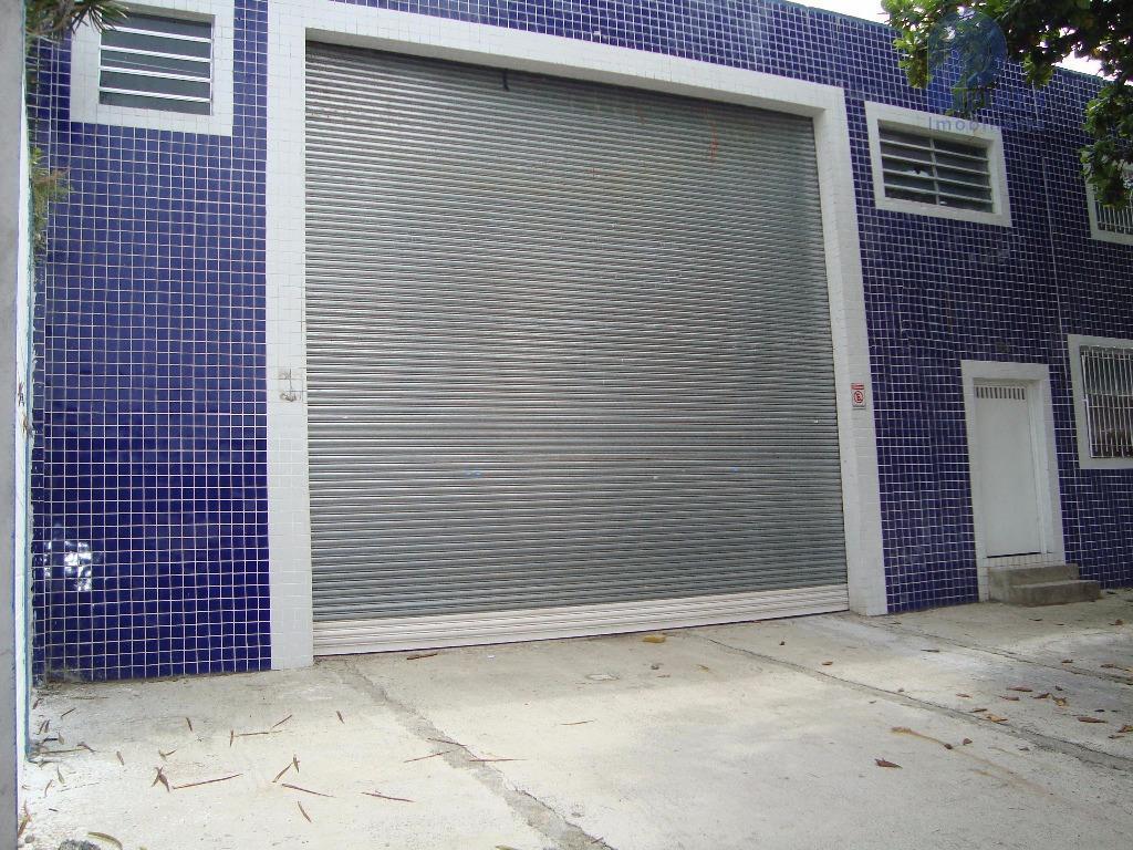 Galpão comercial para locação, Vila Guilherme, São Paulo - GA0003.