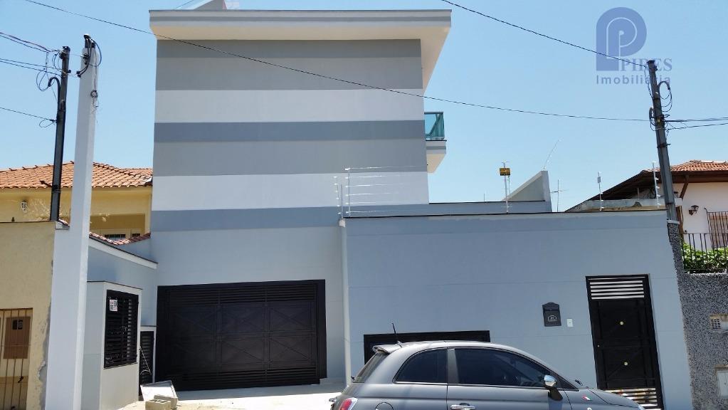 Sobrado  residencial à venda em condomínio fechado, Vila Nova Mazzei, São Paulo.