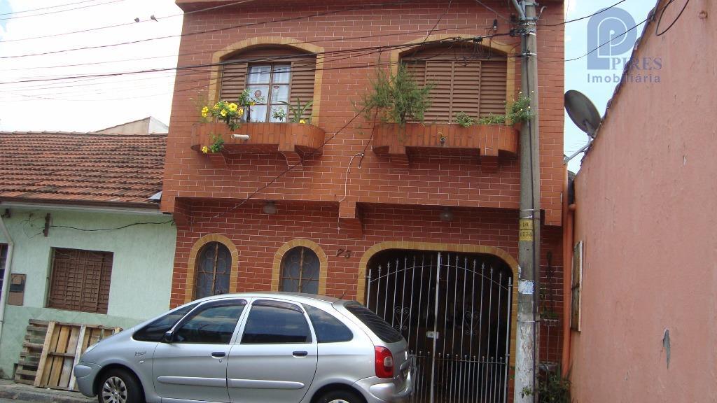 Sobrado  residencial à venda, Vila Maria Baixa, São Paulo.