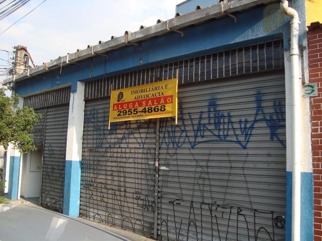 Salão  comercial para locação, Jardim Japão, São Paulo.