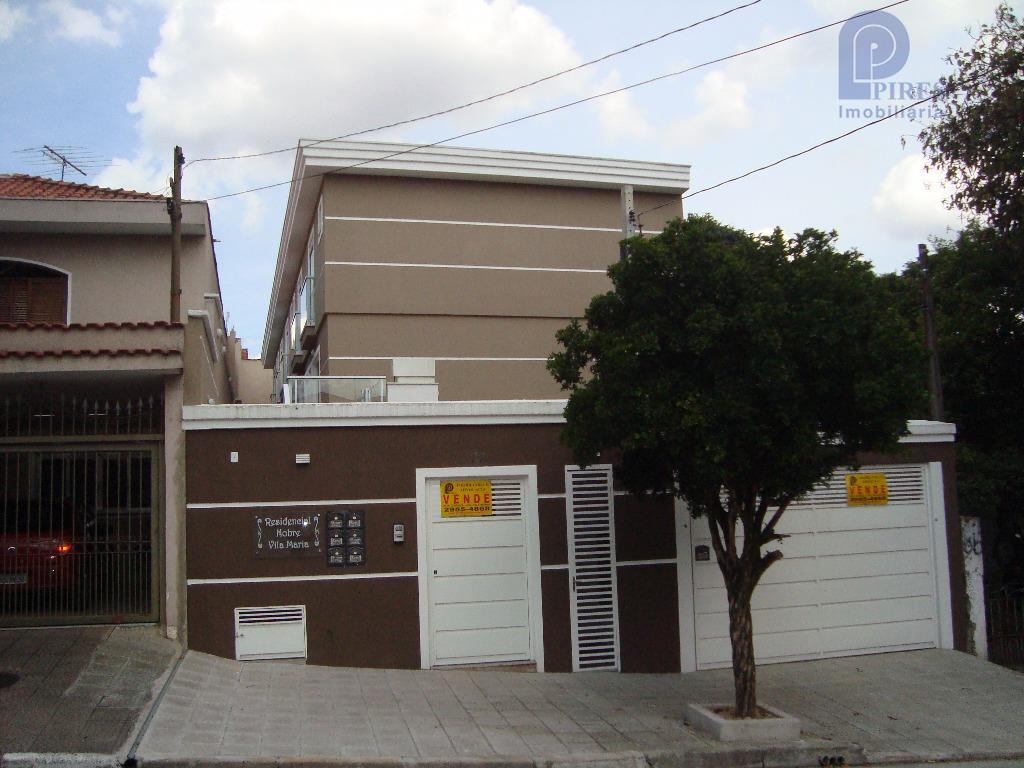 Sobrado residencial à venda, Vila Maria Alta, São Paulo - SO0087.