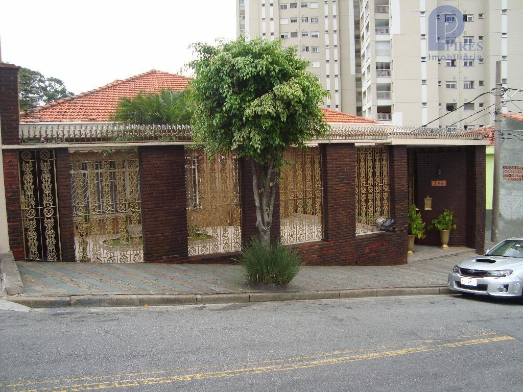 Casa residencial à venda, Vila Leonor, São Paulo.