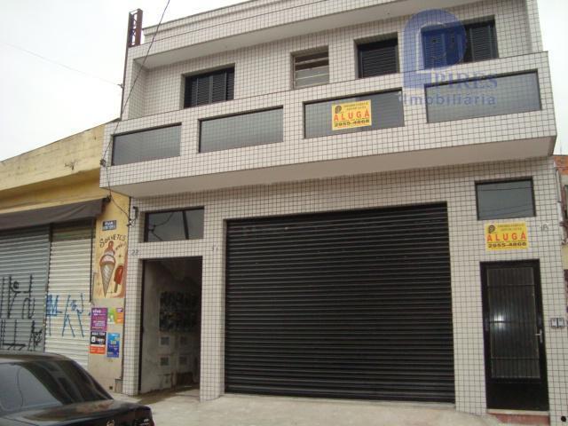 Casa residencial para locação, Vila Maria Alta, São Paulo.
