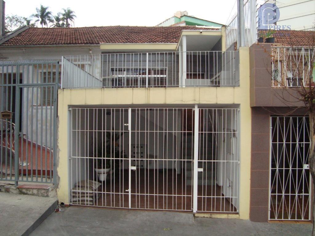 Sobrado Residencial à venda, Vila Maria Alta, São Paulo - SO0152.