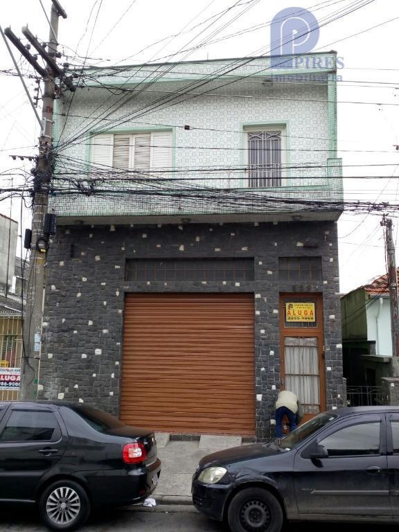 Sobrado com 3 dormitórios para alugar por R$ 3.500/mês - Vila Maria - São Paulo/SP