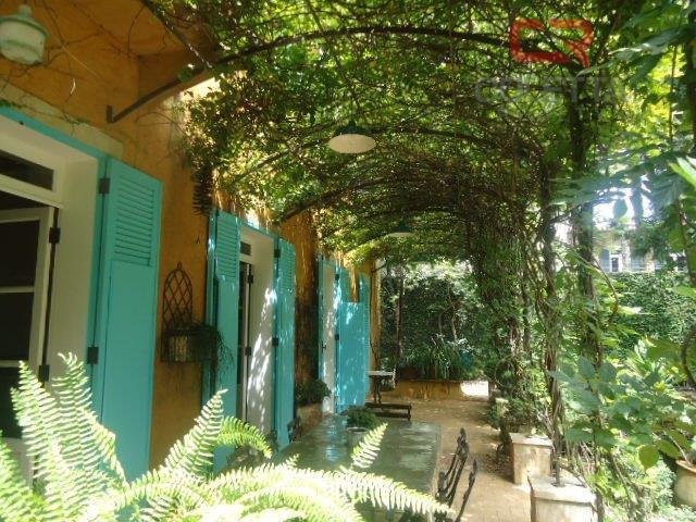 Sobrado residencial para venda e locação, Jardim América, Sã
