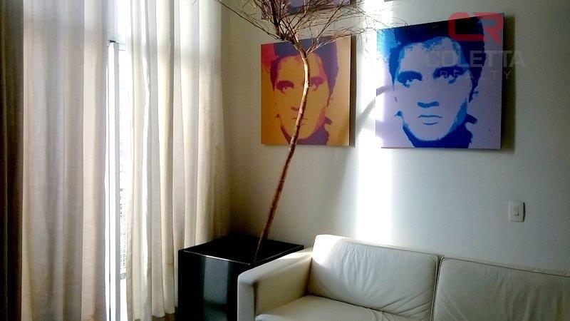 Apartamento Residencial para locação, Vila Olímpia, São Paul