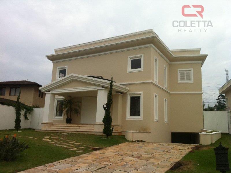 Casa Residencial à venda, Residencial Três (Tamboré), Santan