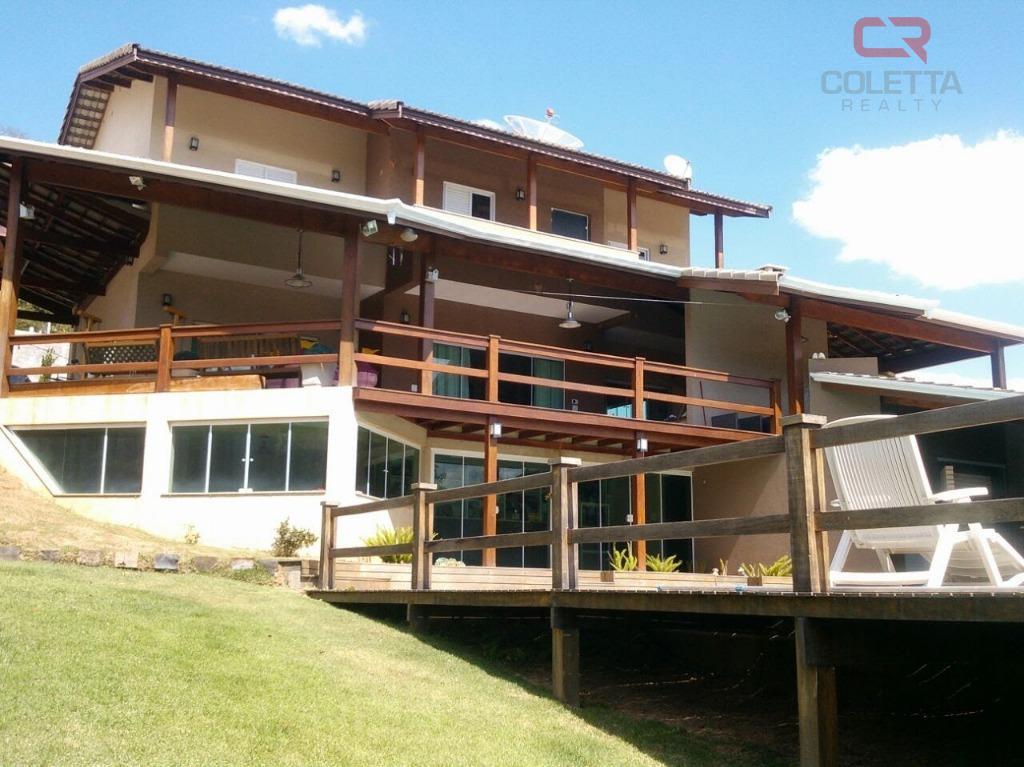 Casa residencial à venda, Rio Abaixo, Atibaia - CA0121.