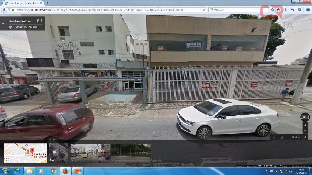 Salão comercial à venda, Centro, Guarulhos.