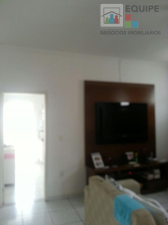 Casa de 2 dormitórios em Saudade, Araçatuba - SP