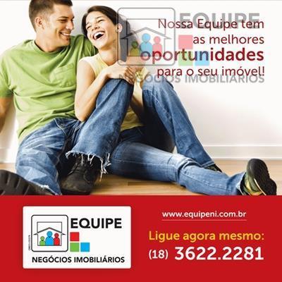 Casa de 3 dormitórios em São Joaquim, Araçatuba - SP