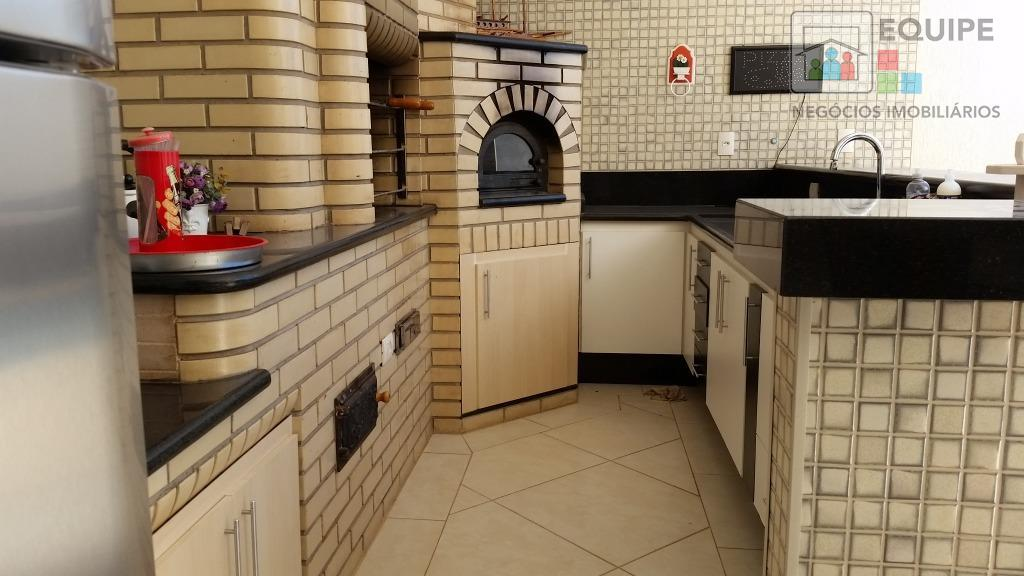 Casa de 3 dormitórios à venda em Jardim Nova Yorque, Araçatuba - SP