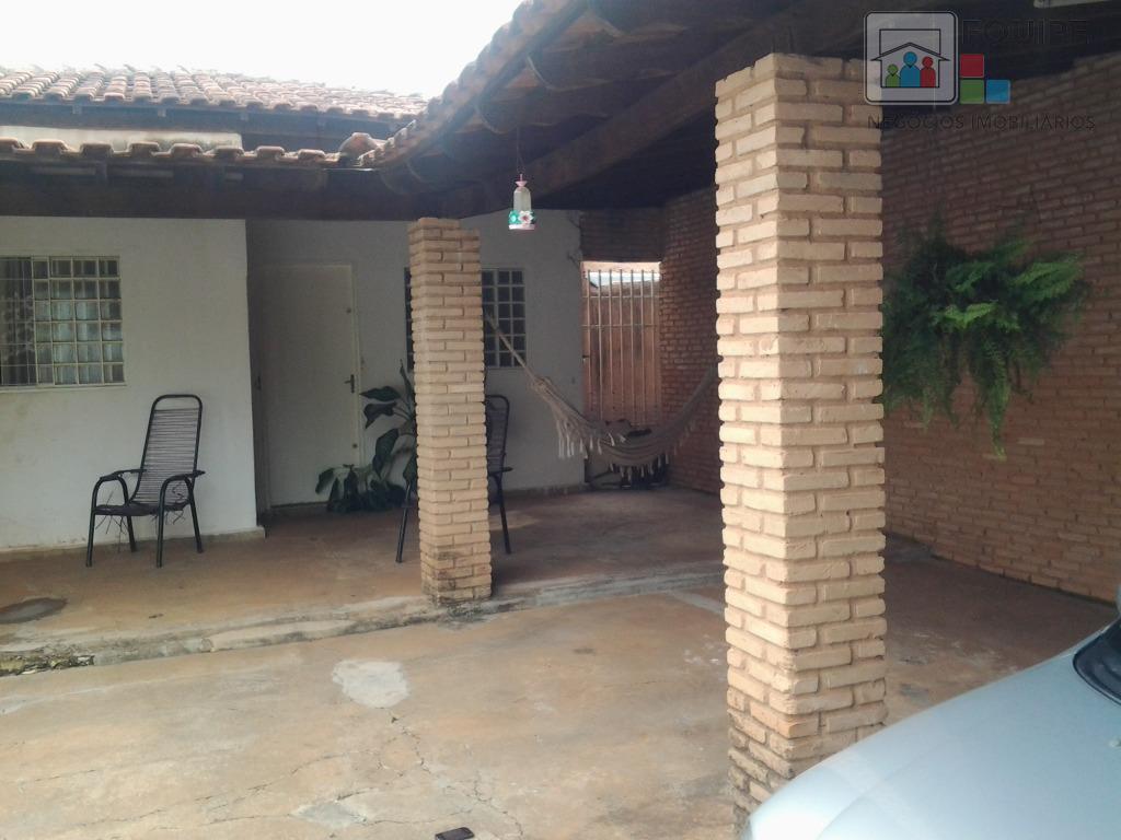 Casa de 2 dormitórios em Jardim Pinheiros, Birigüi - SP
