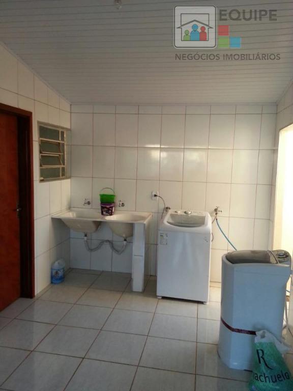 Casa de 4 dormitórios à venda em Tv, Araçatuba - SP