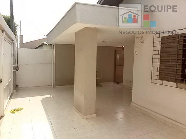Casa de 4 dormitórios em Santana, Araçatuba - SP