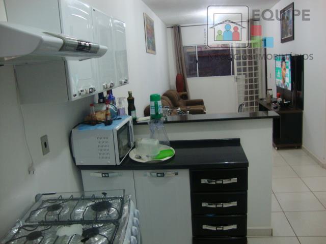 Casa de 2 dormitórios em Residencial Jardim Atlântico, Araçatuba - SP