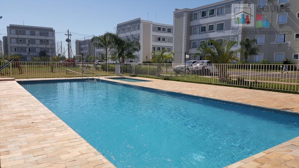 Apartamento de 2 dormitórios em Umuarama, Araçatuba - SP