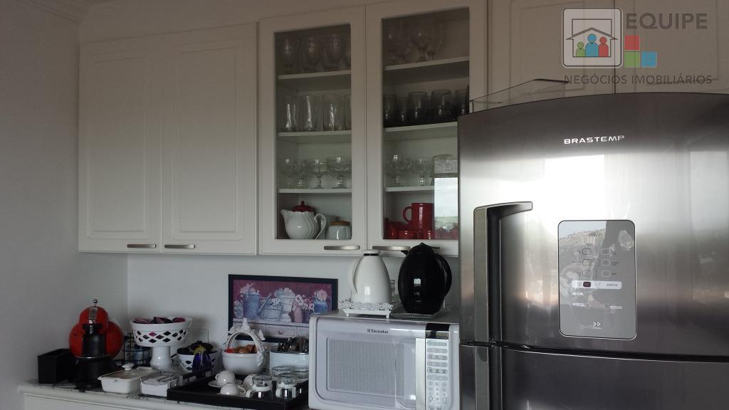 Apartamento de 3 dormitórios em Centro, Araçatuba - SP