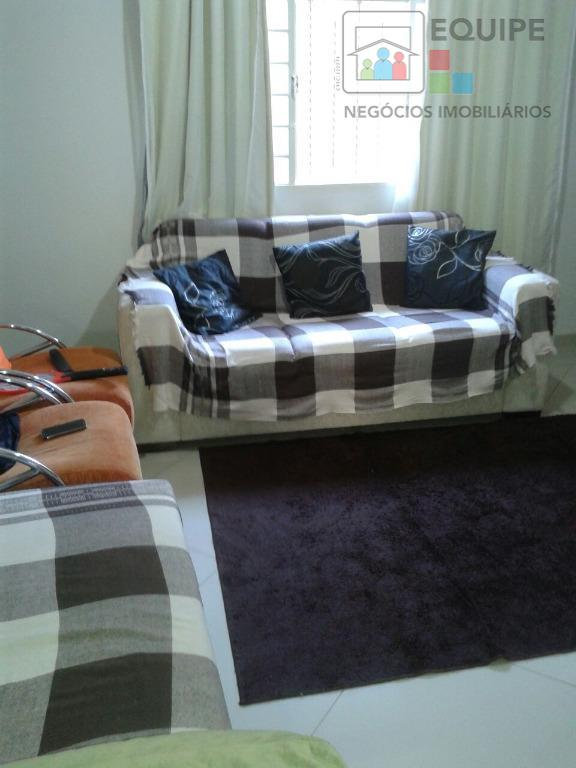 Casa de 3 dormitórios à venda em Novo Paraíso, Araçatuba - SP