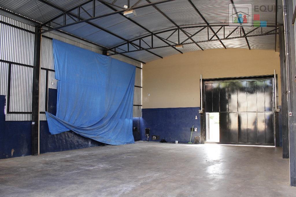 Salão à venda em Umuarama, Araçatuba - SP