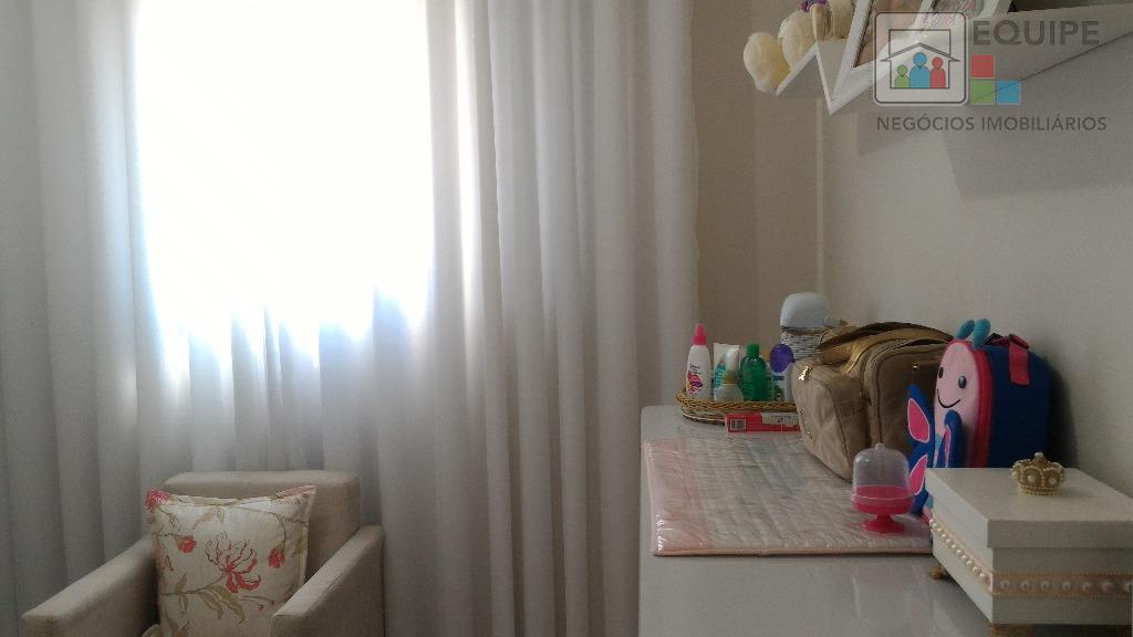 Apartamento de 3 dormitórios à venda em Novo Umuarama, Araçatuba - SP