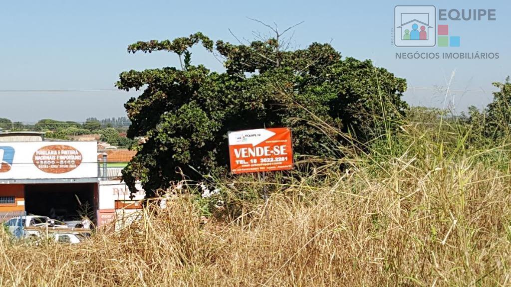 Terreno à venda em Panorama, Araçatuba - SP