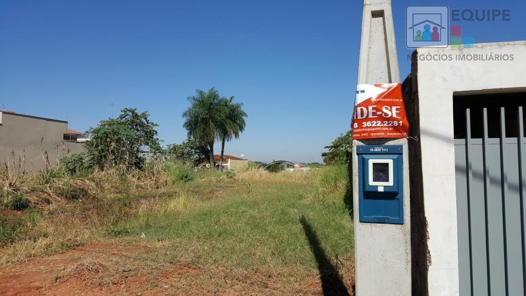Terreno em Panorama, Araçatuba - SP