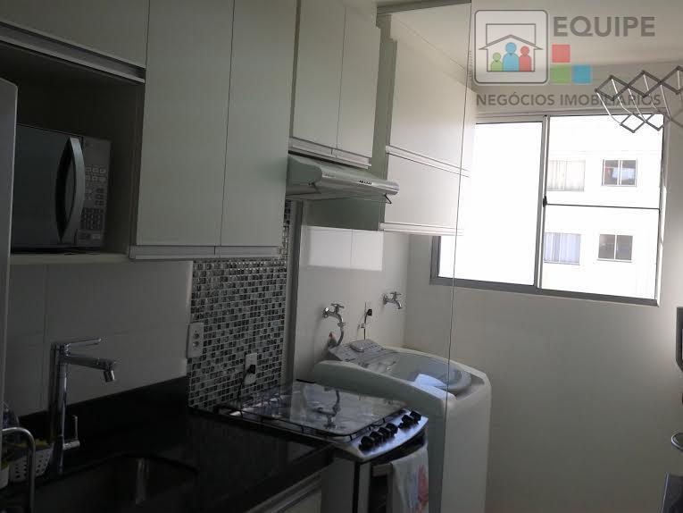 Apartamento de 2 dormitórios à venda em Jardim Paulista, Araçatuba - SP