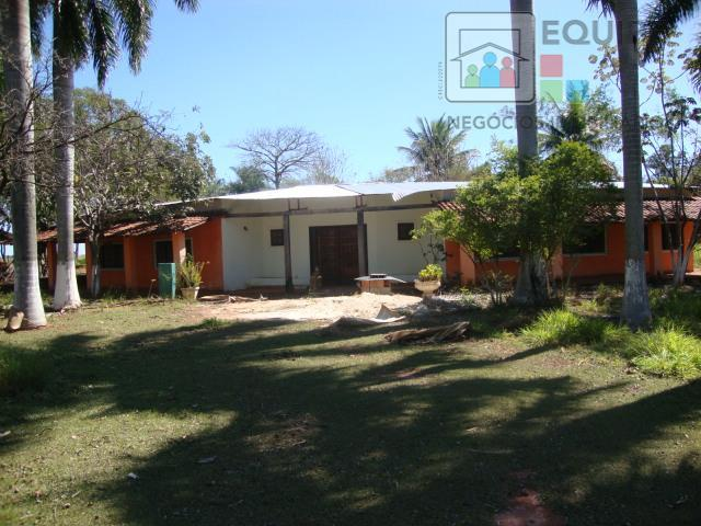 Chácara de 3 dormitórios à venda em Chácaras Sossego, Araçatuba - SP