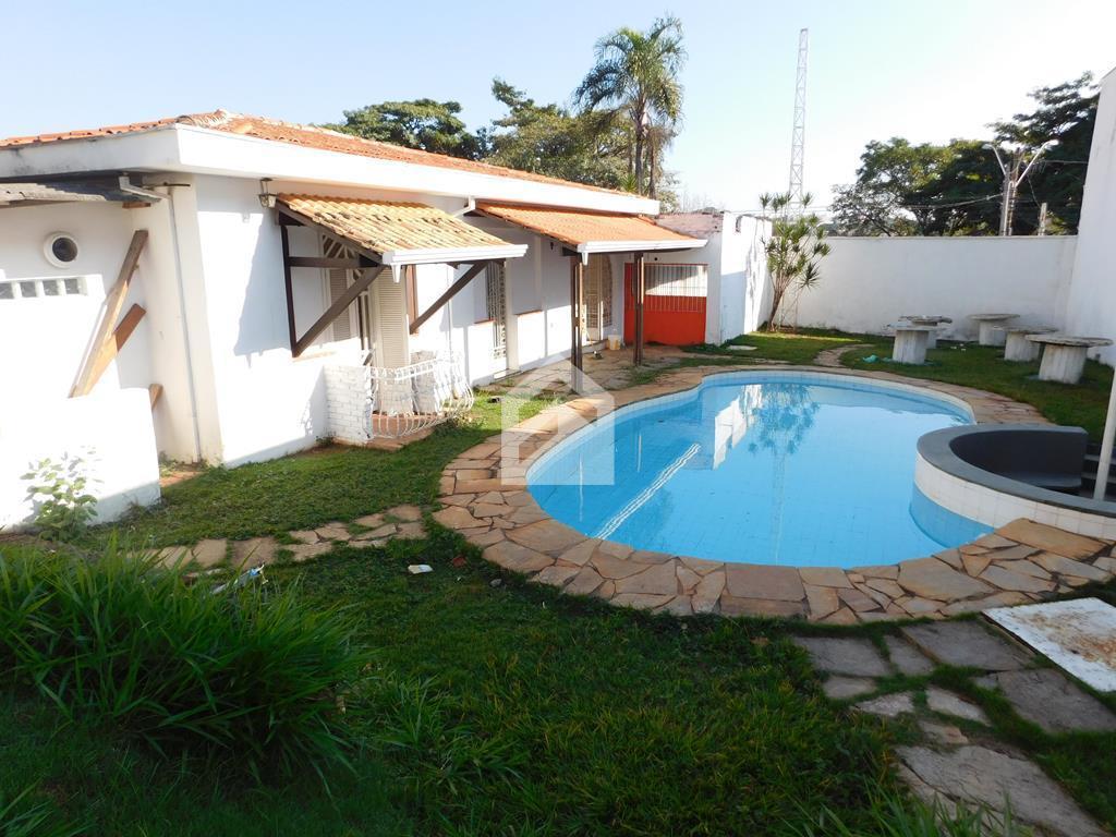 Casa comercial para locação, Taquaral, Campinas - CA0032.