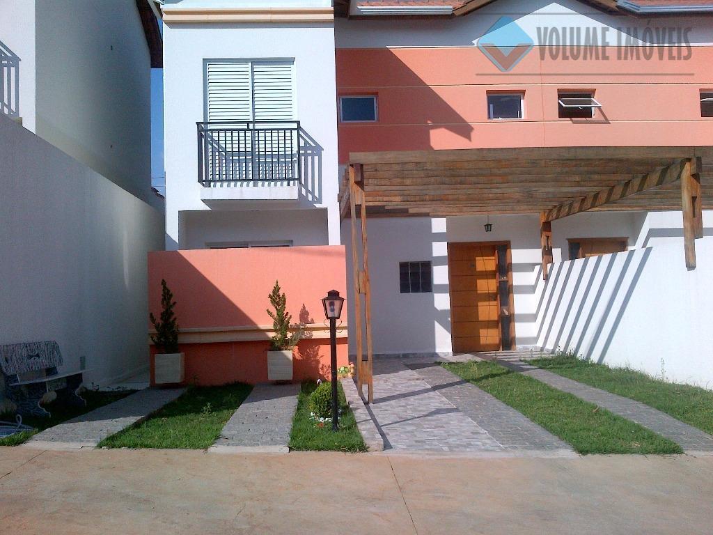 Sobrado residencial à venda, Condomínio Parque dos Guarantãs