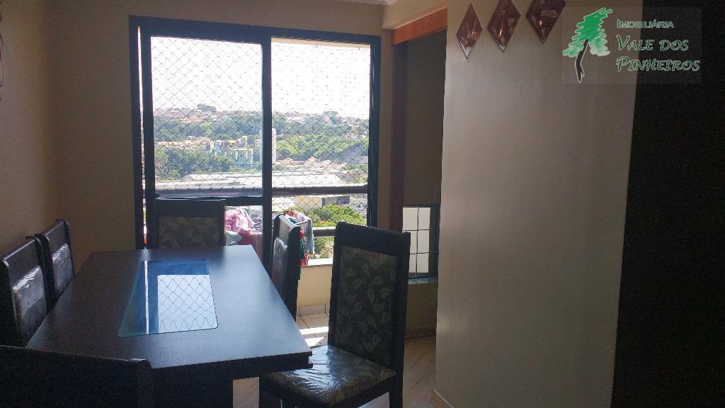 Apartamento residencial à venda, Jardim Bom Tempo, Taboão da Serra.