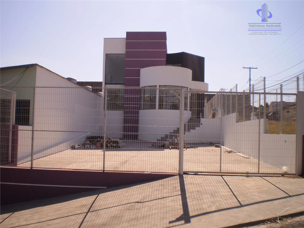 Prédio comercial para locação, Jardim Itapuã, Valinhos - PR0005.
