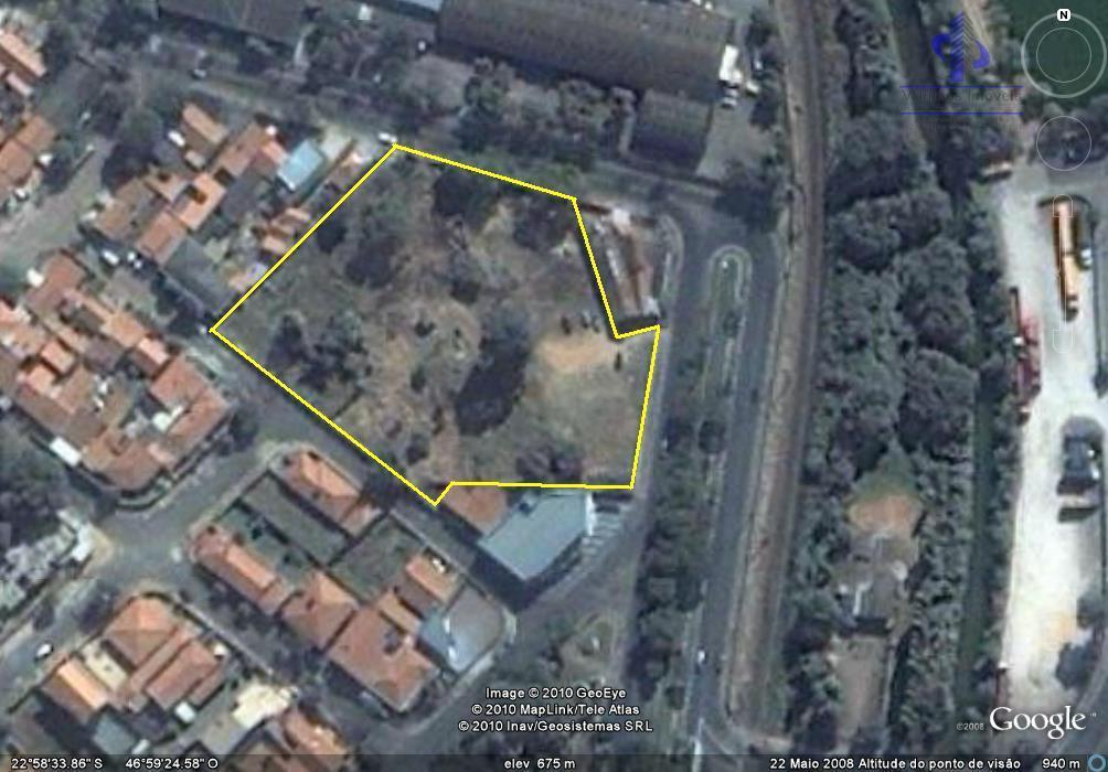 Área Comercial à venda, Centro, Valinhos - AR0008.