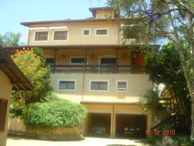 Casa Residencial à venda, Cond. Vale Do Itamaracá, Valinhos - CA0303.