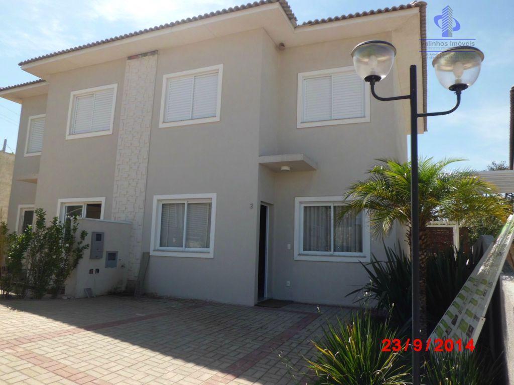 Casa residencial à venda, Condomínio Vila Santa Rosa, Valinhos.